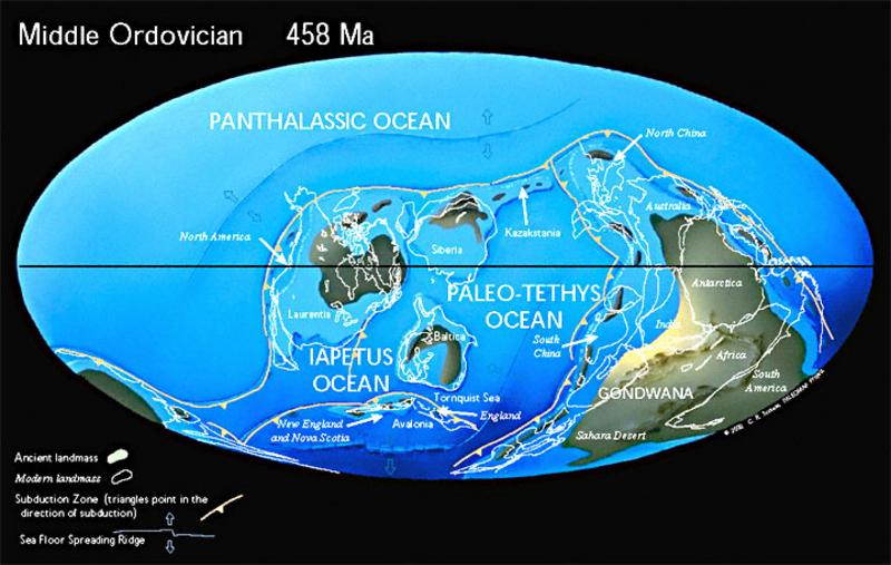 rainer-olzem.de | Themen | Novopangäa - Die Erde in 250 Millionen Jahren