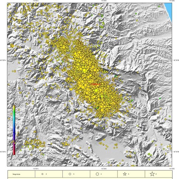 verursachter schäden von erdbeben in japan